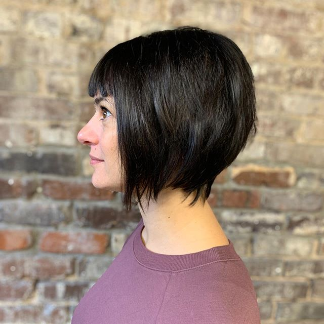 Cool Haircuts for Women with Cute Bangs