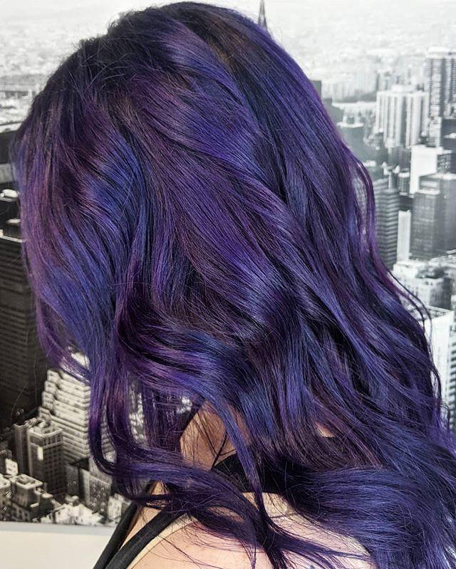Sweet Merlot Tinted Tumbling Curls