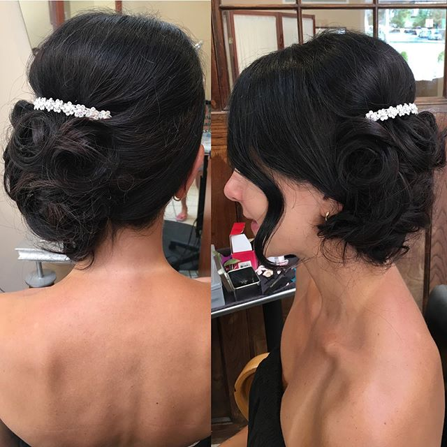 Royal Updo for Your Inner Queen