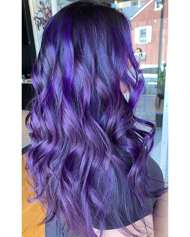 Charming Princess-Like Lavender Toned Color