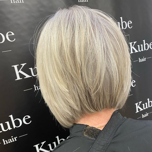 Wool-Style Bob Haircut for the Warm, Cozy Look
