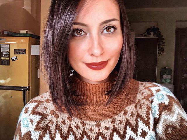 Dark Brown Sleek Middle Length Inverted Bob for Just The perfect professional look