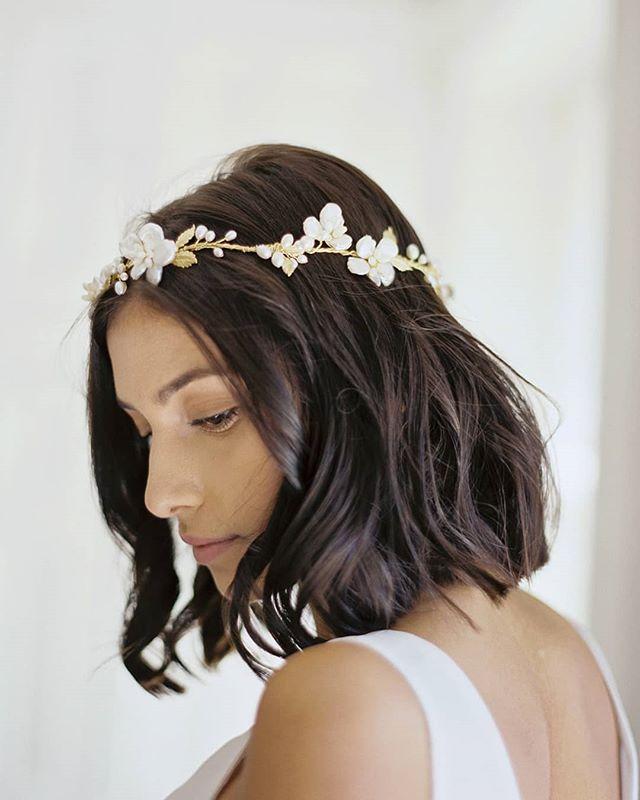Easy Soft Glam Bridal Bob