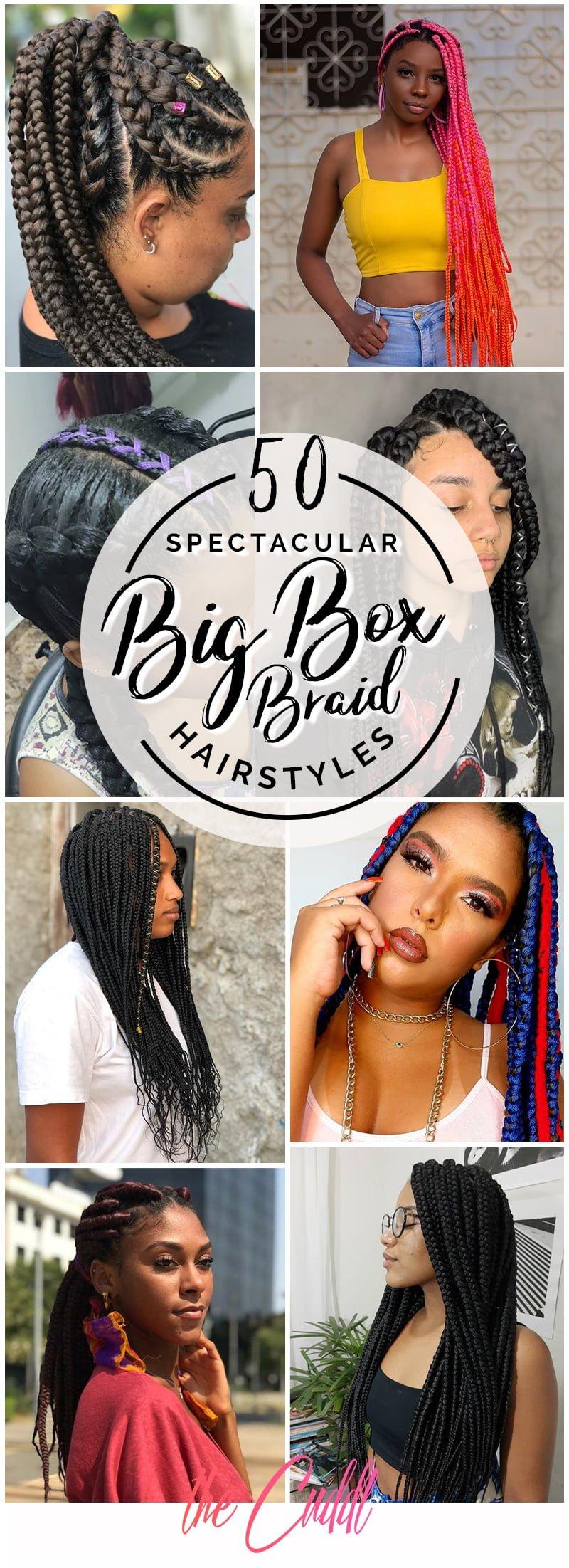 Best Big Box Braids