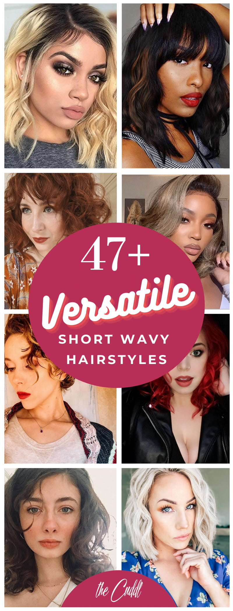 Best Short Wavy Hair Ideas