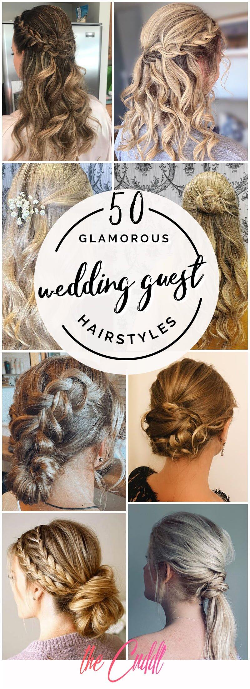 Best Wedding Guest Hairstyle Ideas