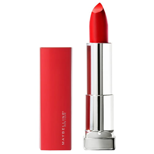 Maybelline Made For All Lipsticks (Red For Me)