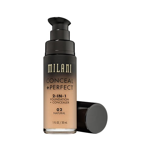 Milani Conceal and Correct 2-in-1 Foundation and Concealer