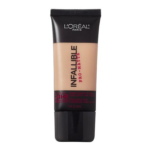 LOreal Infallible Pro-Matte Liquid Longwear Foundation