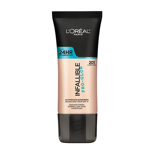 LOréal Infallible Pro-Glow Foundation