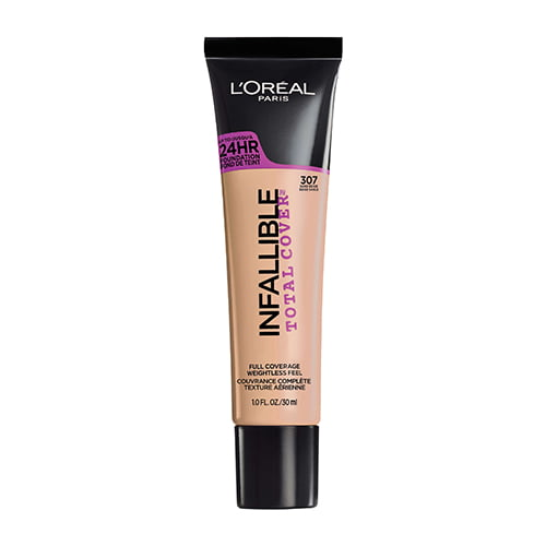 LOreal Infallible Total Coverage Foundation