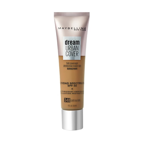Maybelline Dream Urban Cover Flawless Coverage Foundation SPF 50