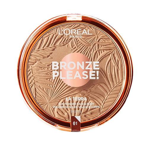 L'Oreal Paris Makeup Summer Belle Bronzer