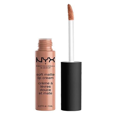 NYX Soft Matte Lip Cream: London