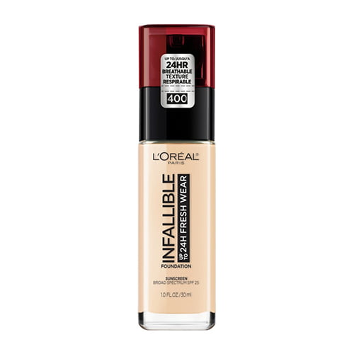 LOreal Infallible Fresh Wear 24 Hour Foundation