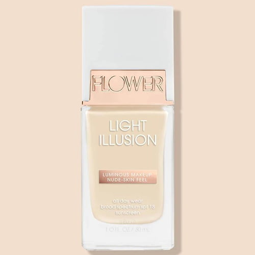 FLOWER Beauty Light Illusion Liquid Foundation
