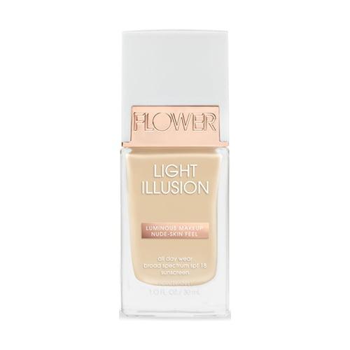 Flower Beauty Light Illusion Luminous Makeup