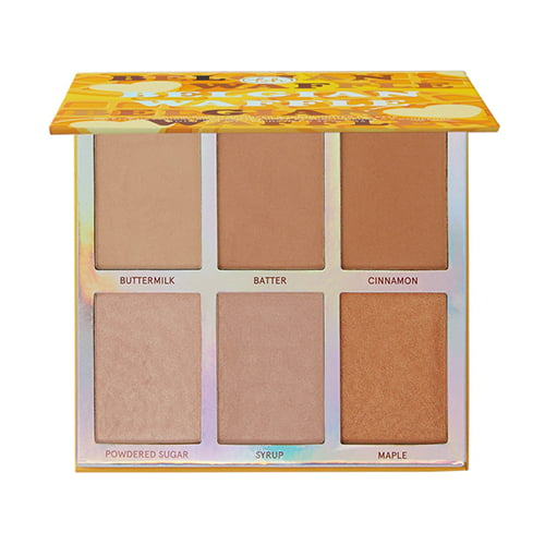BH Cosmetics Weekend Belgian 6 Color Baked Bronzer and Highlighter