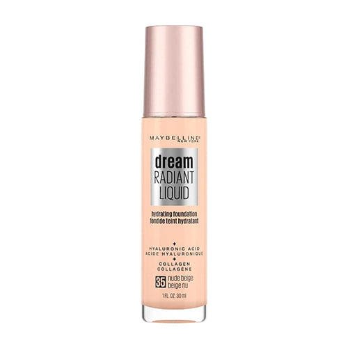 Maybelline Dream Radiant Liquid Medium Coverage Foundation
