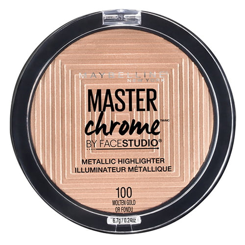 Maybelline Master Chrome Highlighter (Molten Gold)