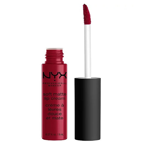NYX Soft Matte Lipcream in Monte Carlo