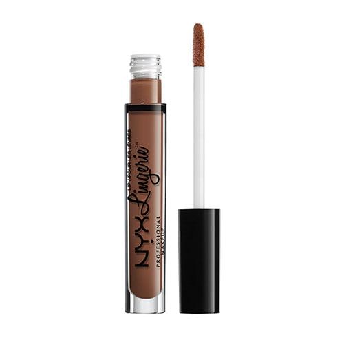 NYX Lip Lingerie Nude Matte Lipstick: Teddy