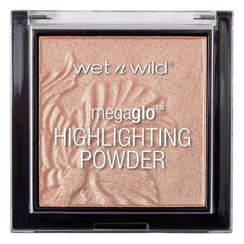 Wet n Wild Mega Glo Highlighter (Precious Petals, Golden Flower Crown)