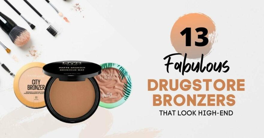 Drugstore Bronzers
