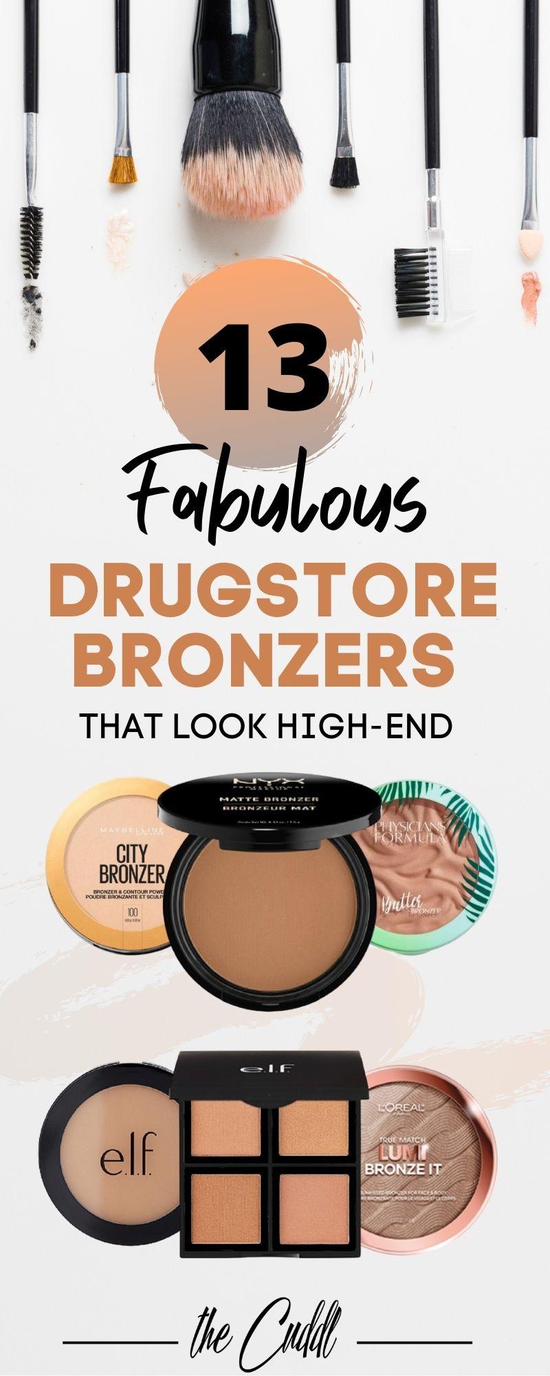 Best Drugstore Bronzer