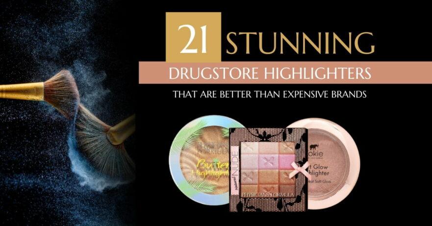 Best Drugstore Highlighter Ideas