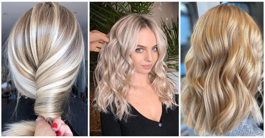 39+ Blonde Hairstyles That Will Make You Look Young Again