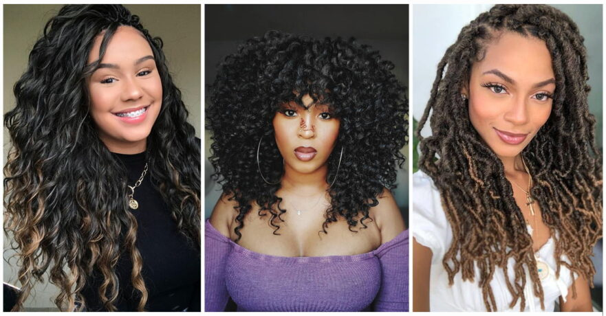 50+ Stunning Crochet Braids to Style Your Hair