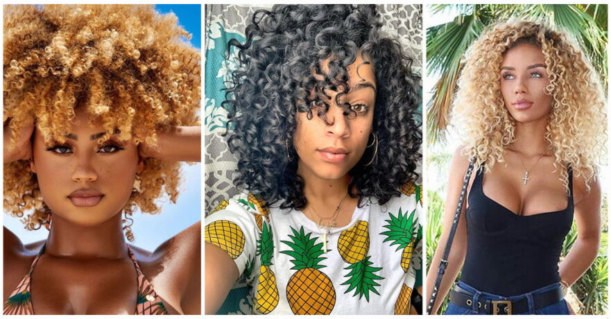 50+ Short Curly Hair Ideas to Step Up Your Style Game