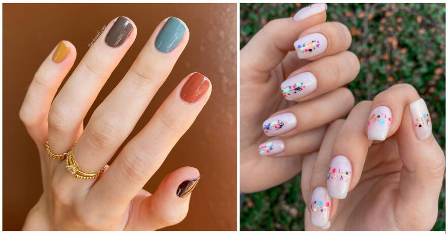 49+ Catchy and Appealing Cute Nails for Fun-loving Women