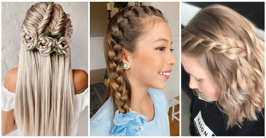 47+ Inspiring Ideas for French Braids that Stand Out