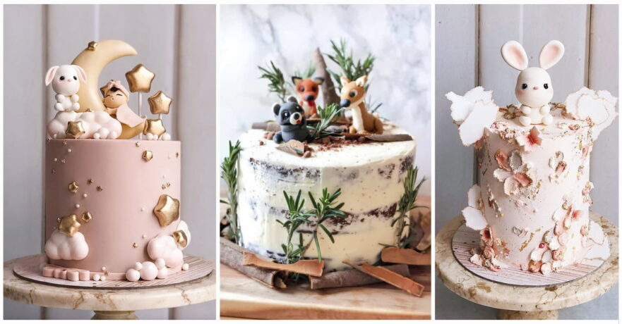 50+ Amazing Baby Shower Cake Ideas that Will Inspire You