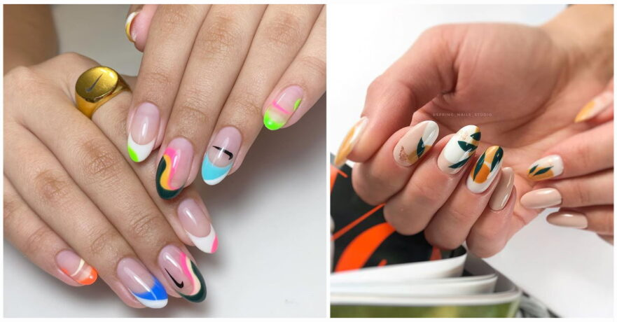 50+ Beautiful Nail Ideas for the Spring Time!