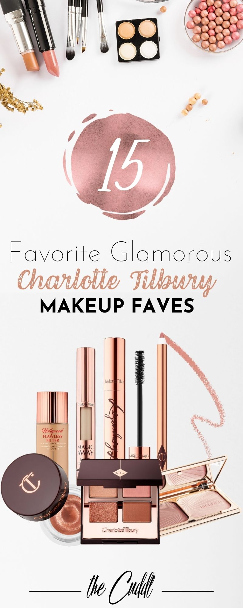 Best Charlotte Tilbury Products
