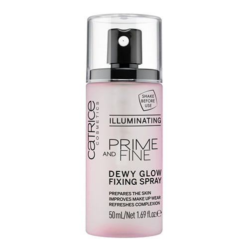 Catrice Cosmetics Dewy and Glow Setting Mist