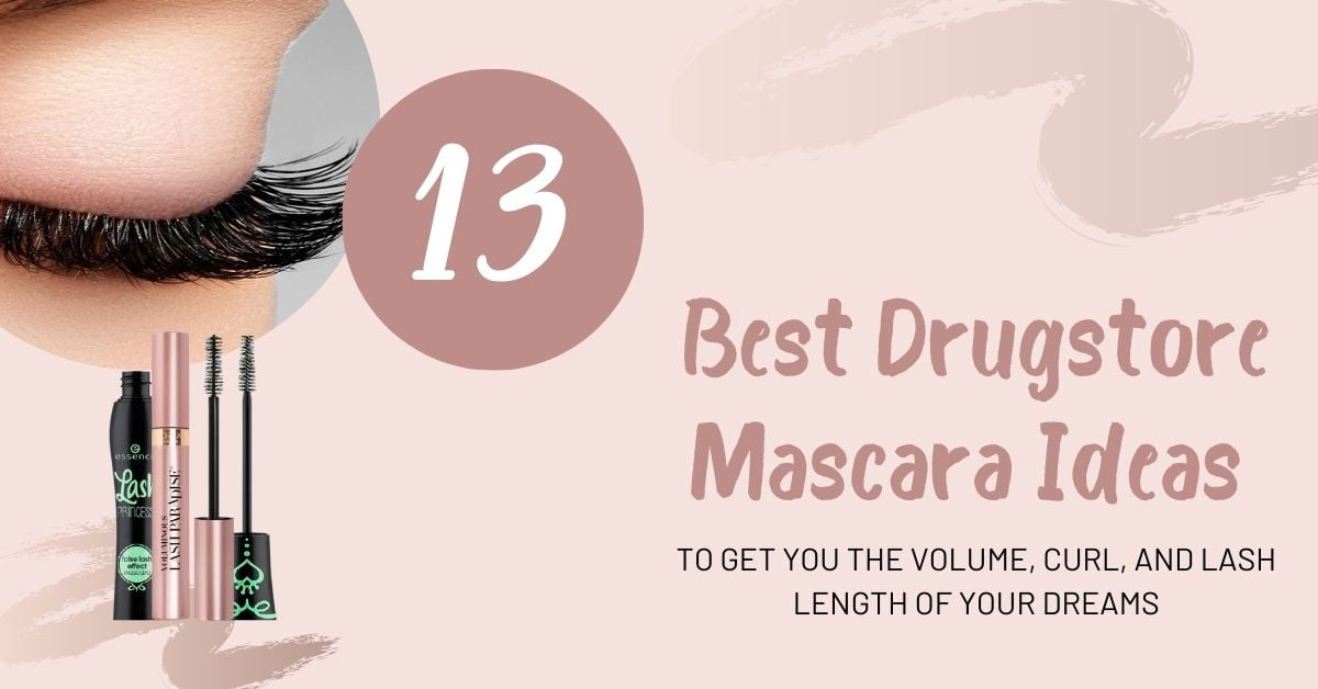 Drugstore Mascara Ideas