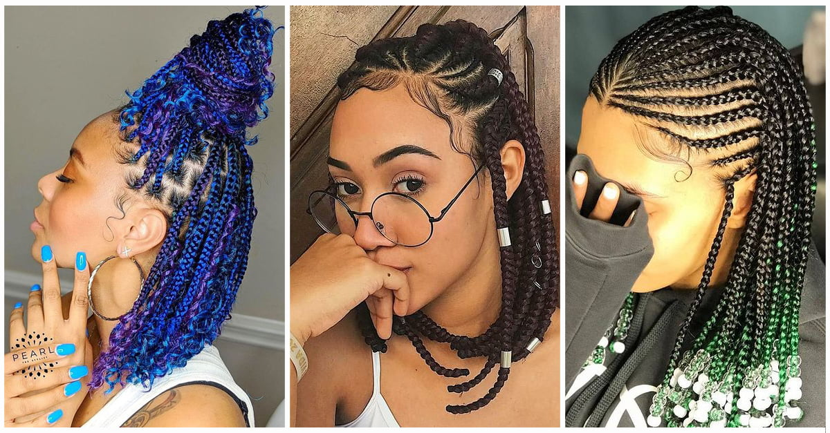 27+ Braid Hairstyles for Short Hair that are Simply Gorgeous