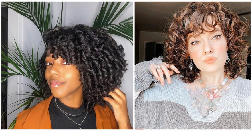 49+ Brilliant Haircuts For Curly Hair That Will Keep You Sane and Sexy