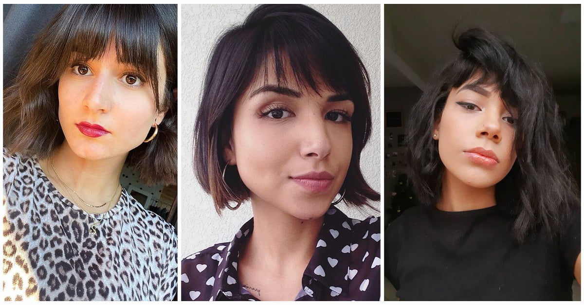 50+ Ways to Wear Short Hair with Bangs for a Fresh New Look