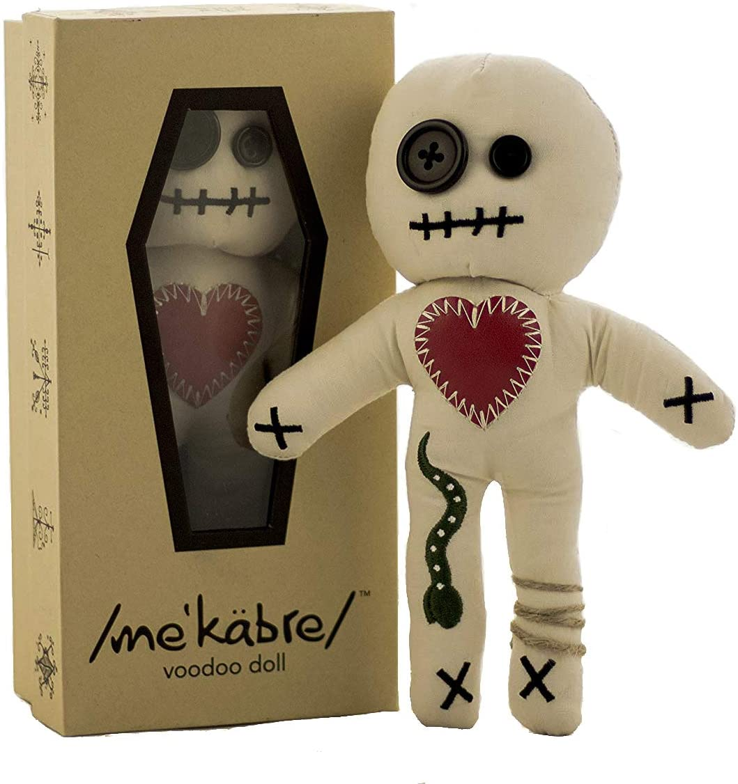 Offer a Voodoo Doll of Their Nemesis