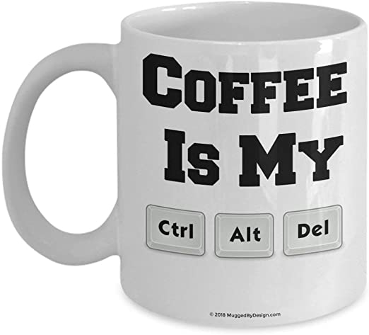 Computer Lovers (or Slaves) Commemorative Coffee Mugs!