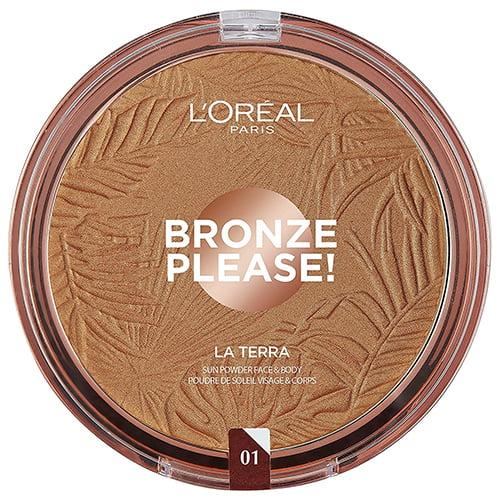 LOREAL Bronze Please La Terra Bronzer
