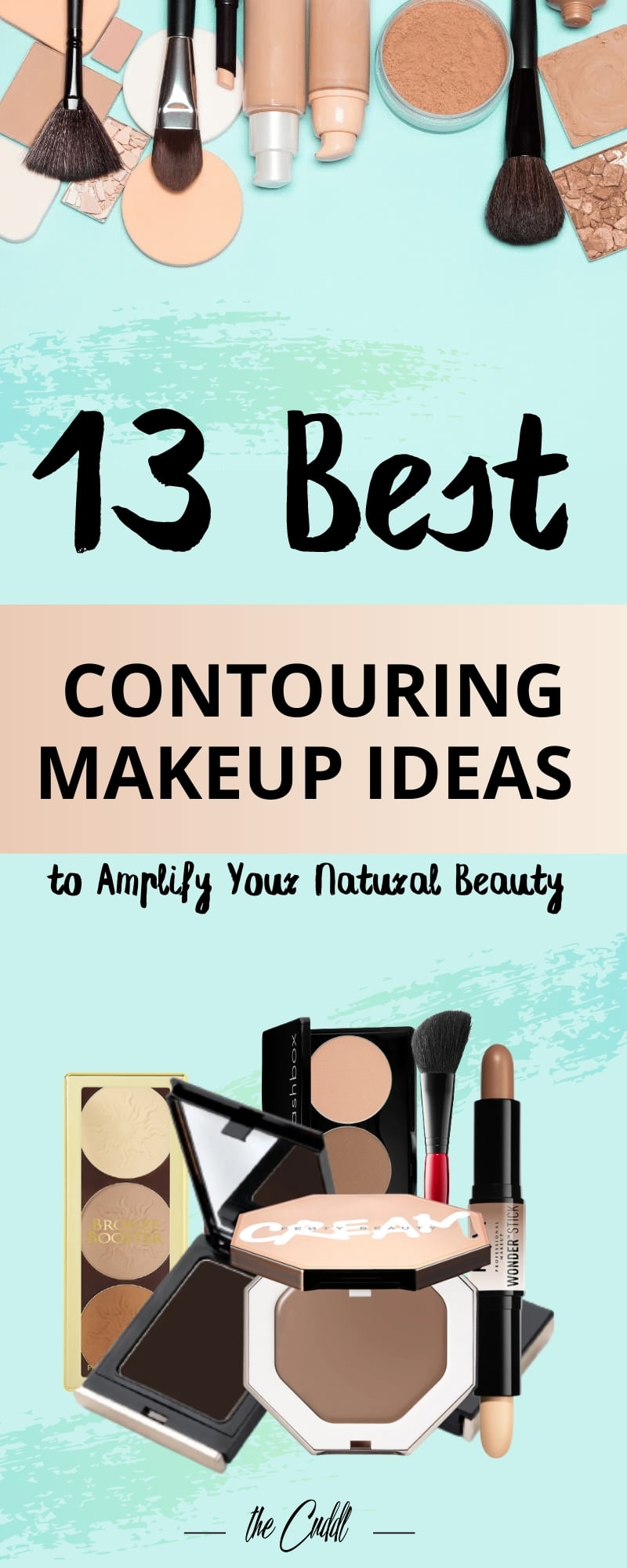 Best Contouring Makeup Products