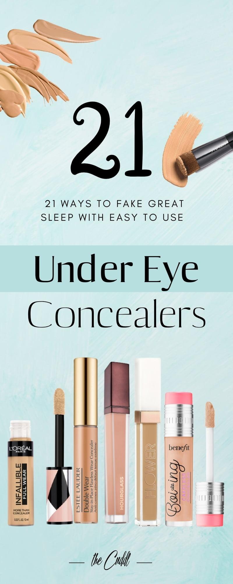 Best Under Eye Concealers for Dark Circles