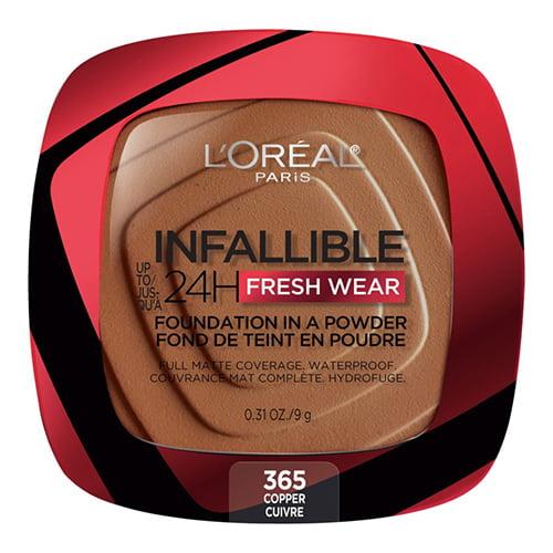 LOréal Infallible 24HR Fresh Wear Foundation In A Powder