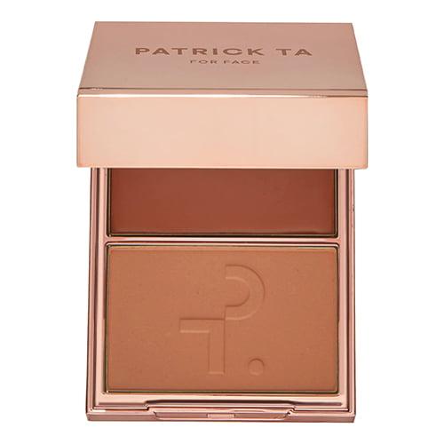 PATRICK TA Double-Take Crème and Powder Blush